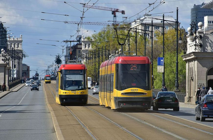 strassenbahn-warschau