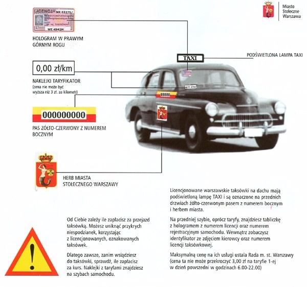 taxi-warschau